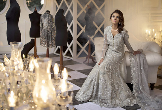 Nida Azwer Wedding Collection 2019