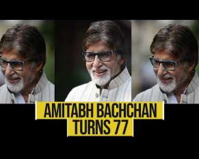How does Big B want to celebrate his 77th birthday-1