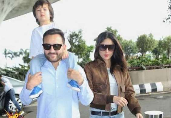Kareena Kapoor Khan Prefers to Spend Time with Taimoor but Where-1